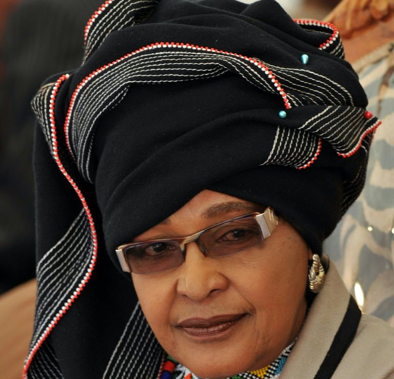 ALERTE INFO : DECES DE WINNIE MANDELA, GRANDE FIGURE DE LA LUTTE ANTI-APARTHEID