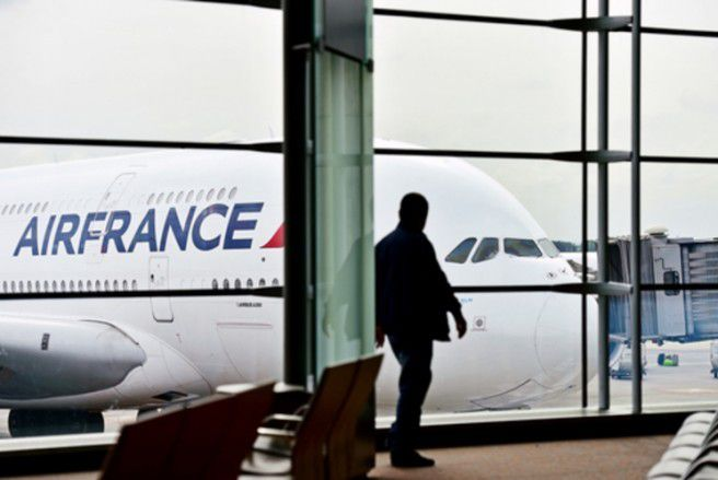 Les 17, 18, 23 et 24 avril, la compagnie Air France sera en grève. © Shutterstock