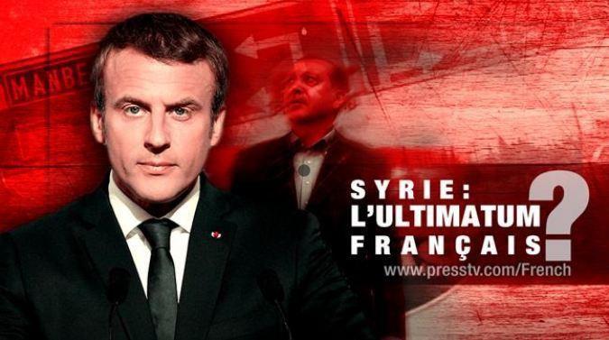 ULTIMATUM FRANÇAIS EN SYRIE. QUEL JEU JOUE PARIS ?