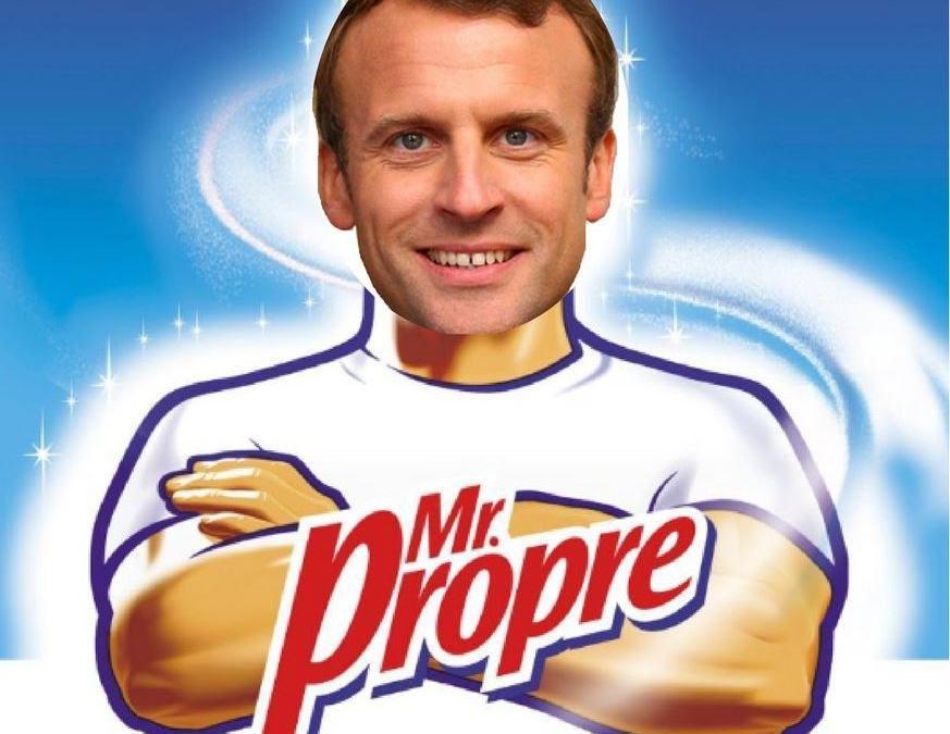 « Macron a-t-il bombardé une usine de Paic Citron ? » L'édito de Charles SANNAT
