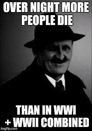 Le possible déclenchement d'une troisième guerre mondiale…