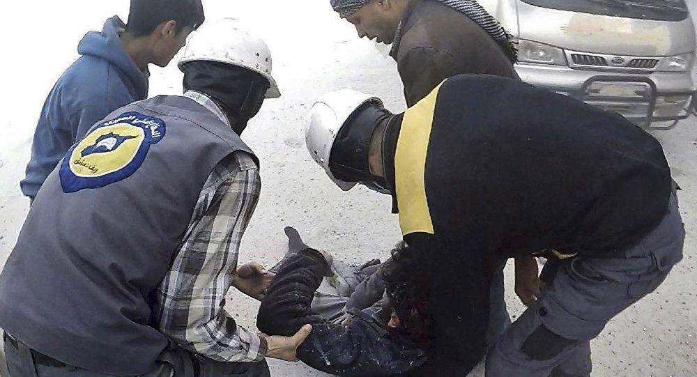 Contre-attaque à la russe sur la vidéo de « l'attaque chimique » à Douma : le reportage sur le garçon sera diffusé à l'Onu