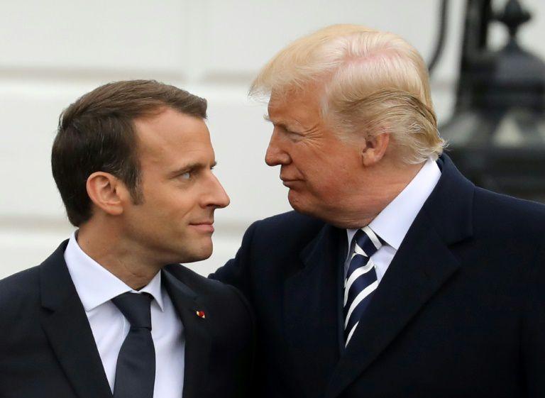 MAJ - URGENT : Iran: Trump a parlé à Macron mais sans révéler sa décision, selon l'Elysée