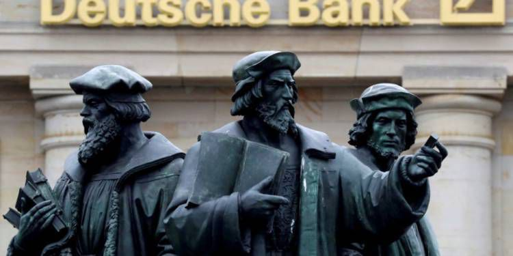 Deutsche Bank pourrait supprimer 10.000 emplois !