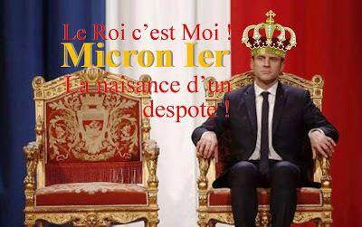 """Selon Macron, la France """"dépense trop de pognon dans les minima sociaux"""" mais il commande pour un demi-million de vaisselle pour l'Élysée"""