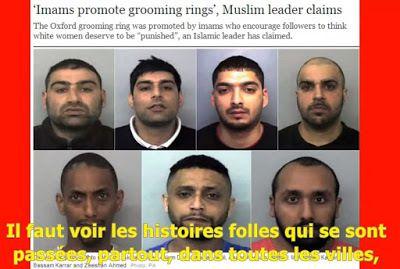 Le gouvernement britannique emprisonne le journaliste  TOMMY ROBINSON pour avoir dénoncé un réseau de pédophilie musulmane.