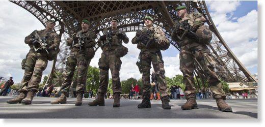 Alerte à la propagande ! Le Royaume-Uni classe la France dans les pays à menace terroriste majeure pour cet été