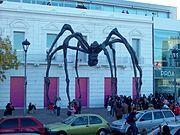 The sculpture in La Boca, Buenos Aires, Argentina