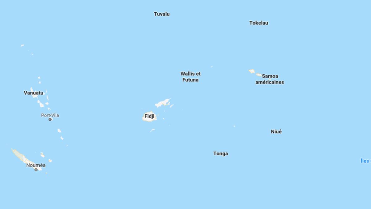 ALERTE : Séisme de magnitude 8,2 à Fidji + 6,3 à proximité de l'île de Lombok, en Indonésie.