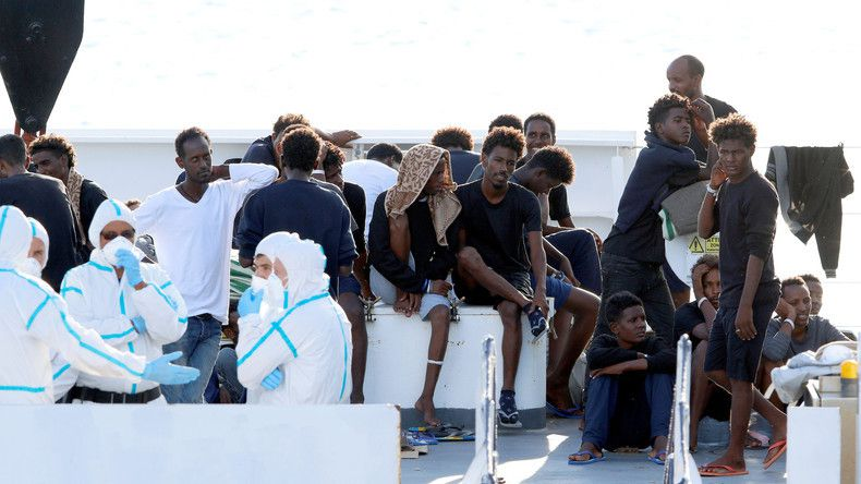 © Antonio Parrinello Source: Reuters