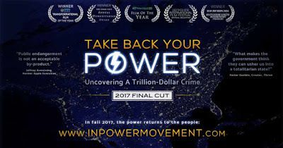 "Compteurs communiquant : documentaire sous-titré en français "" Take back your power"""