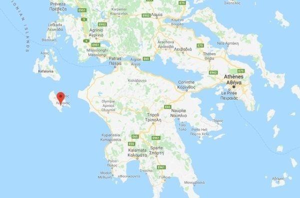 Séisme de magnitude 7 (6,8) au large de la Grèce