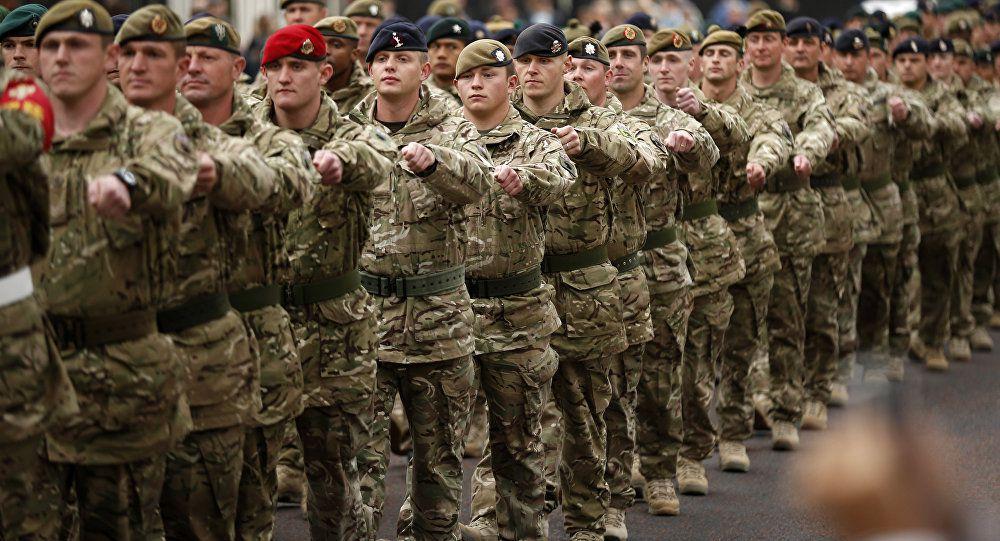 En manque de recrues, l'armée britannique enrôlerait des étrangers
