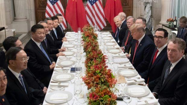 Au G20, Trump remporte la première manche de son bras de fer et fait plier la Chine