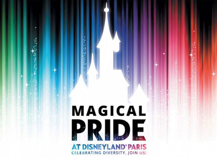 Une LGBT Pride se tiendra à Disney Land Paris au mois de juin prochain.