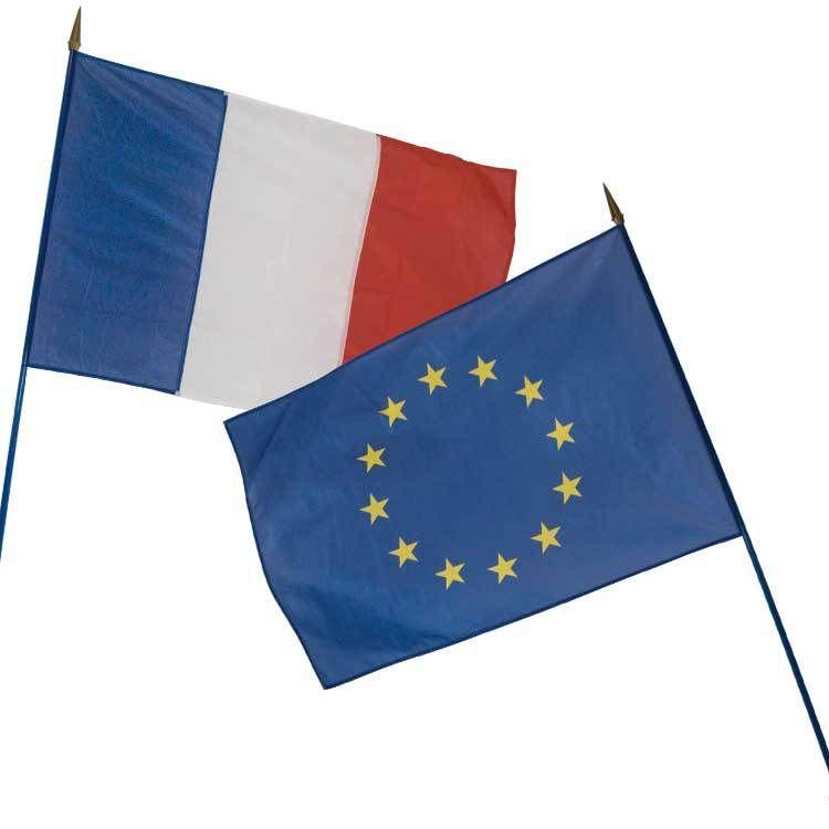 L'Assemblée vote la présence de drapeaux français et européen dans les salles de classe.