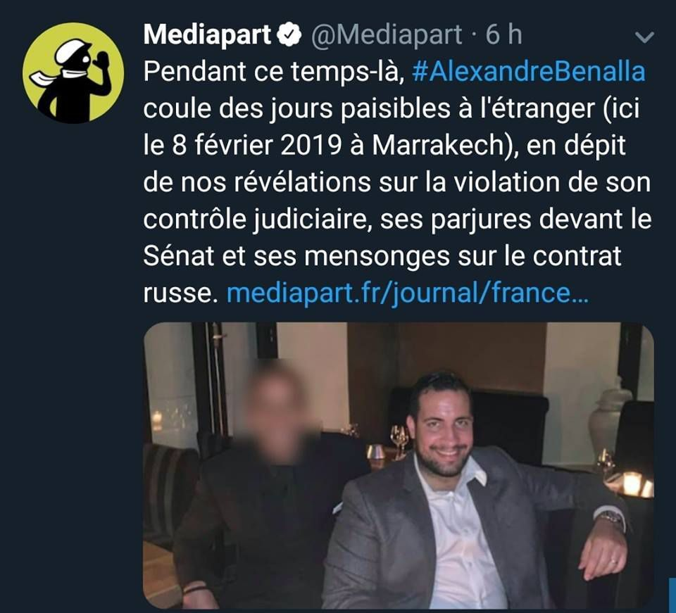 #Alexandre Benalla : What else ?