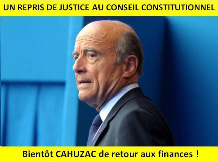 Alain Juppé quitte la mairie de Bordeaux pour rejoindre le Conseil constitutionnel