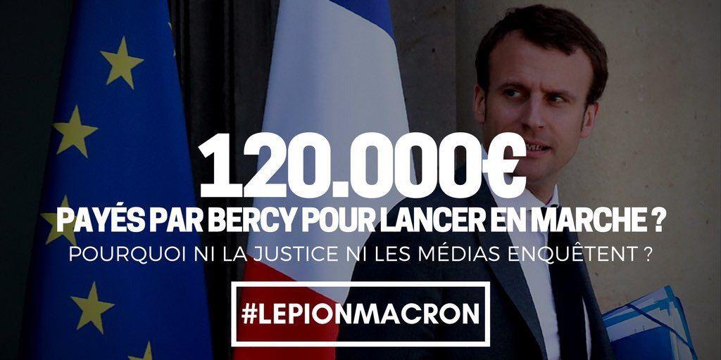 UNE AFFAIRE EXPLOSIVE 🔴MACRON A DÉTOURNÉ DE L'ARGENT PUBLIC POUR SA CAMPAGNE! Son ex-collègue au ministère de l'Économie Christian Eckert a révélé que Macron s'est servi des énormes moyens à sa disposition à Bercy entre 2014 et 2016 pour payer sa campagne ! ÇA PASSE INAPERÇU !