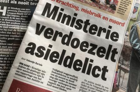 Le ministère néerlandais de la Justice a maquillé les statistiques de criminalité des migrants