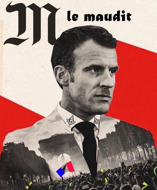 Macron veut remplacer les hauts fonctionnaires qui ne suivent pas la ligne du Parti !