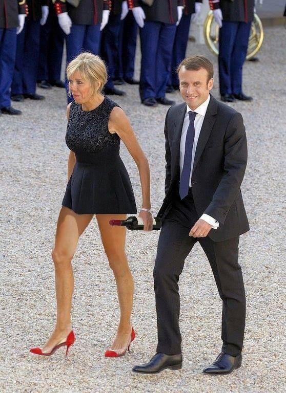 Ce que Brigitte Macron n'a pas dit à propos du talent d'écrivain érotique d'Emmanuel Macron
