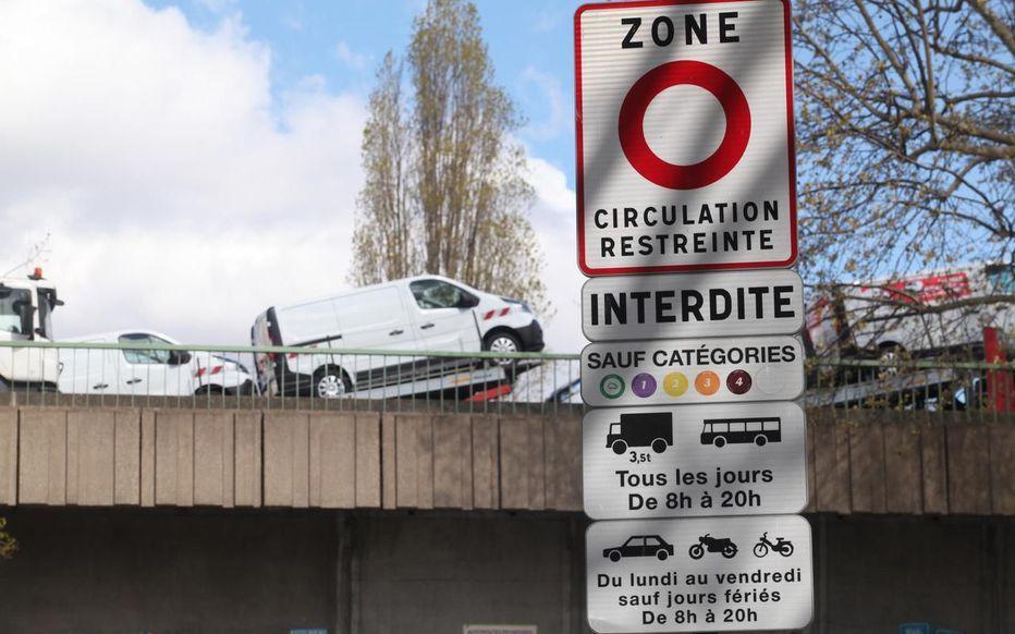 PARIS:...les diesels d'avant 2006 interdits dès lundi = taxation + dictature écologique