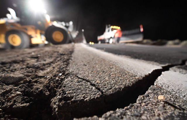 California Quake Storm : Il y a eu 1217 tremblements de terre dans la région de Ridgecrest au cours des dernières 24 heures.