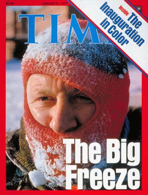 Années 70 : quand les médias et scientifiques annonçaient...un refroidissement climatique dramatique imminent