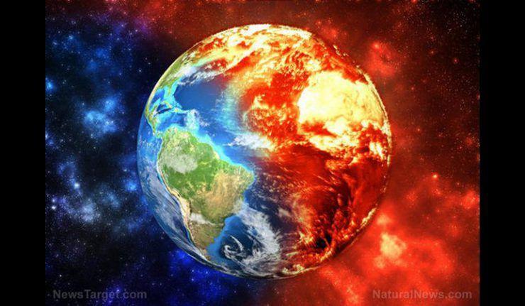 La NASA admet que les changements climatiques sont dus aux modifications de l'orbite terrestre, et non aux 4×4 ou aux combustibles fossiles
