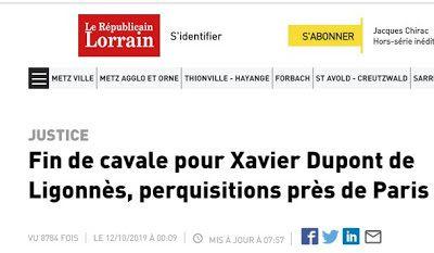 Affaire Xavier Dupont de Ligonnès: les médias accusent tous en coeur un innocent (confirmé)