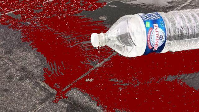 L'eau qu'on croyait si pure polluée aux pesticides