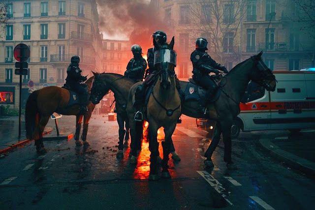 Nous ne sommes pas dans un mouvement social mais dans une révolution !