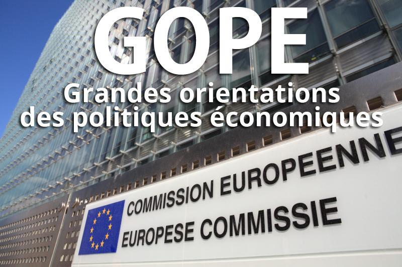 La France n'échappera pas à la réforme des retraites car elle est imposée par la Commission Européenne
