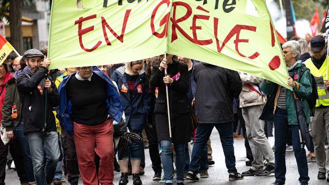 Réforme des retraites: les Français subissent la grève mais la trouvent justifiée