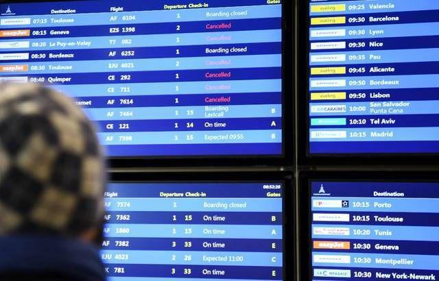 Réforme des retraites : L'appel à la grève du principal syndicat de pilotes d'avions le 3 janvier levé