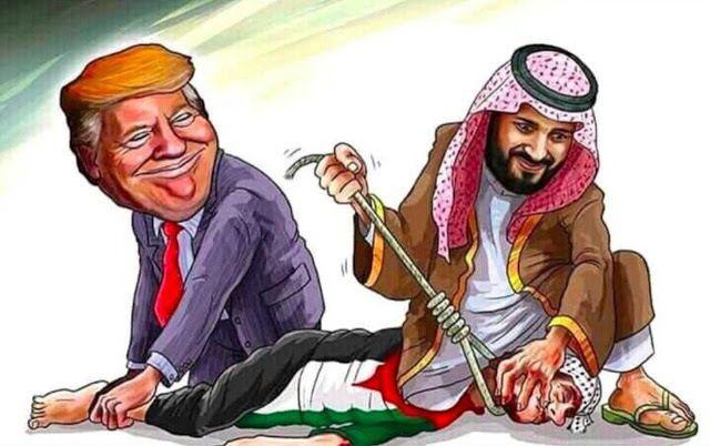 """Riyad a pour mission de faire plier le Hamas et de lui faire imposer """"Deal du siècle"""""""