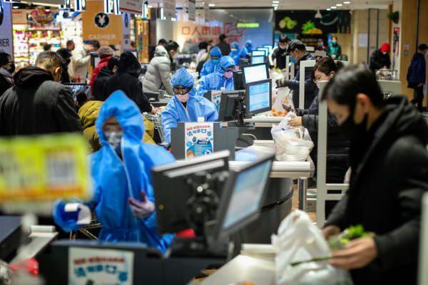 Coronavirus: le bilan explose en Chine, après un changement de calcul