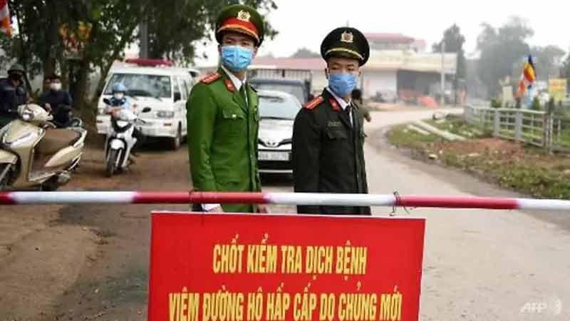 Le Vietnam met en quarantaine une commune de 10.000 personnes pour contrer le Coronavirus