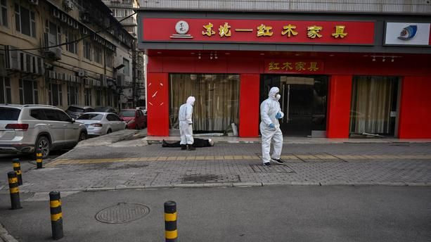Coronavirus : Le Parti communiste chinois commande 1 million de sacs mortuaires