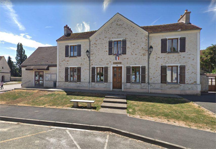 L'école de Chartronges. (©Google Maps)