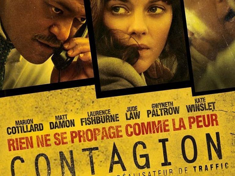 """Décodage du film """"Contagion"""": programmation prédictive pandémique"""