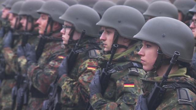CORONAVIRUS  - FRANCE : L'armée française a demandé le soutien de la Bundeswehr !