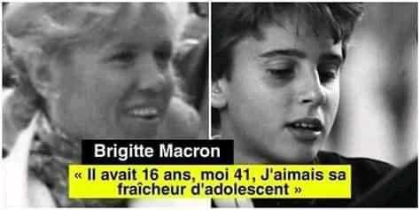 Emmanuel Macron influencé par Brigitte au sujet de la réouverture des écoles le 11 mai
