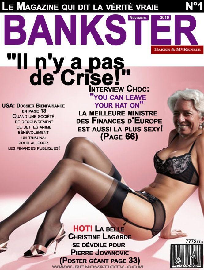 """Retour sur la """"prophétie"""" numérologique de Christine Lagarde: annonciatrice du Grand Reset de l'économie mondiale en 2021 ?"""