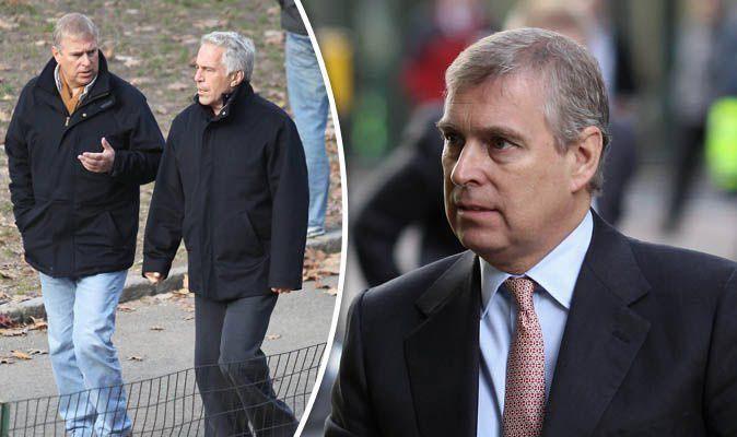 Affaire Epstein : le prince Andrew au centre de nouvelles révélations chocs