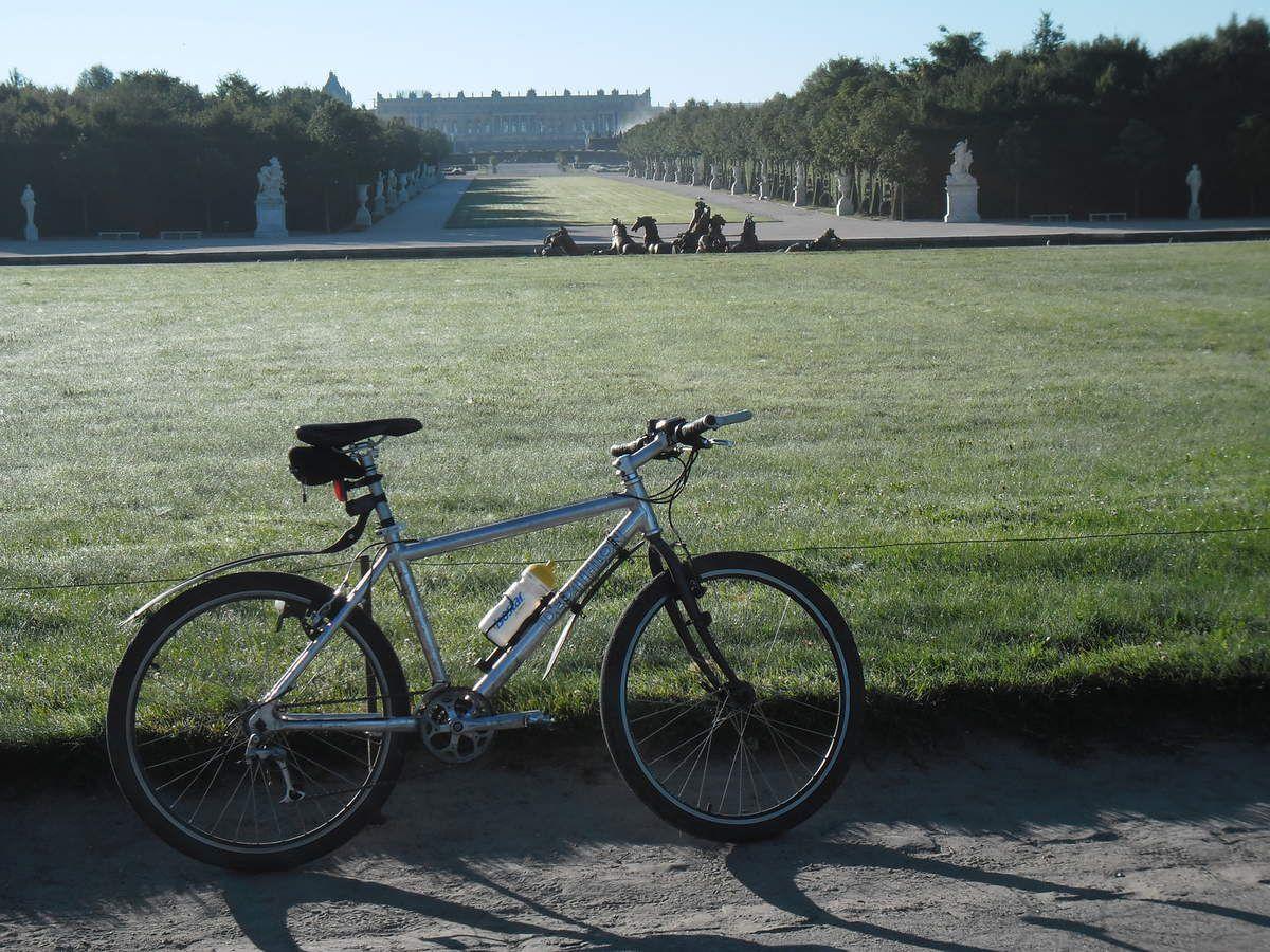 Les premiers voyages en tant que VéloTaf