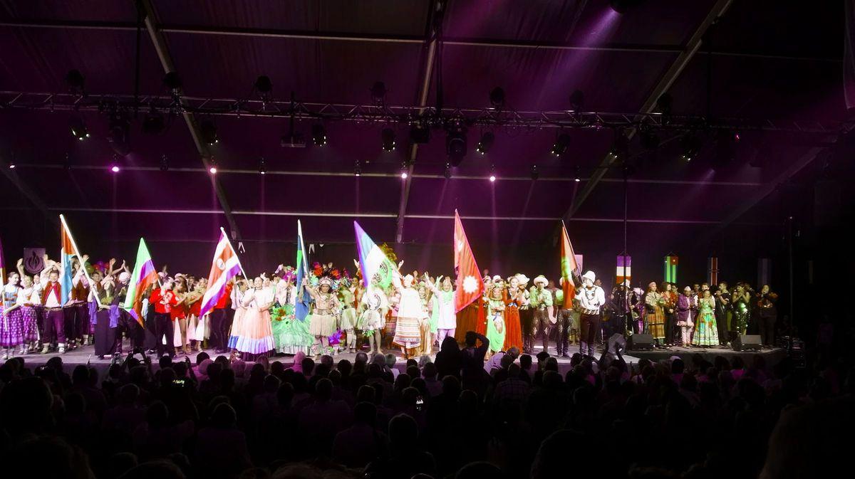 Gala de clôture - Festival danses et musiques du monde Montoire/Loir 2018