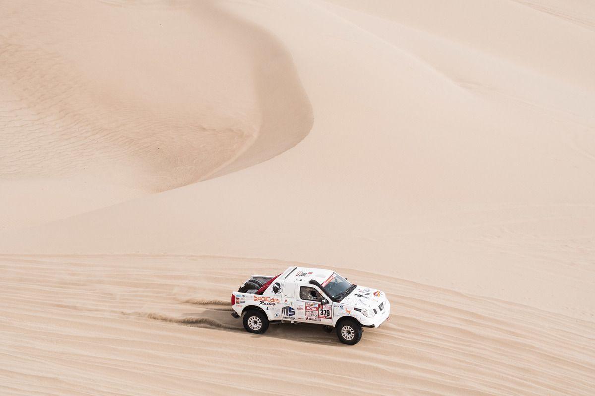 Souvenir du Dakar 2018