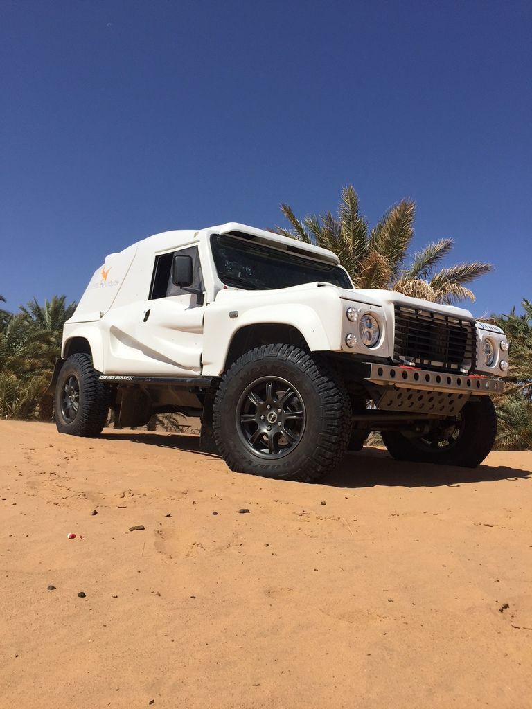 Test du super Bowler au Maroc : tout a été parfait : le projet repart ..................
